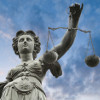 Statute of Lady Justice